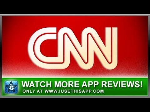 CNN for iPhone App - News iPhone App - App Reviews