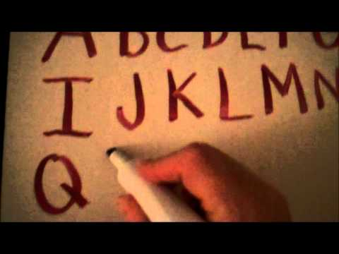 How to teach your child to write: Uppercase/Lowercase Letters