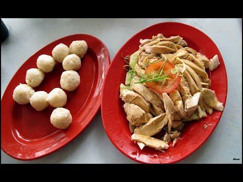 Chicken Rice Ball recipe - Bangla Cooking