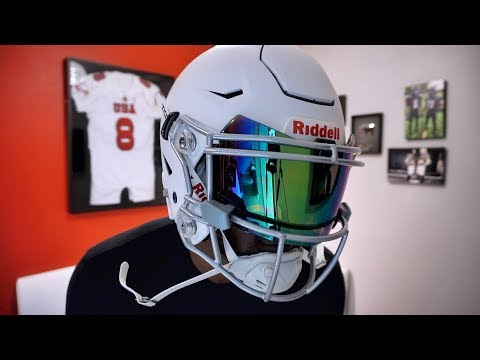 SHOC Football Visor 2.0 REVIEW - Ep. 351