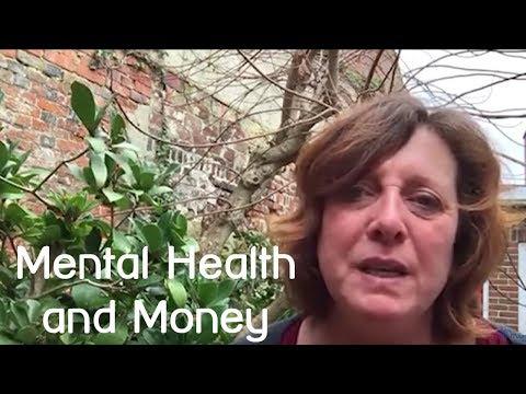 Spending money for comfort | Ann's #mentalhealthselfie