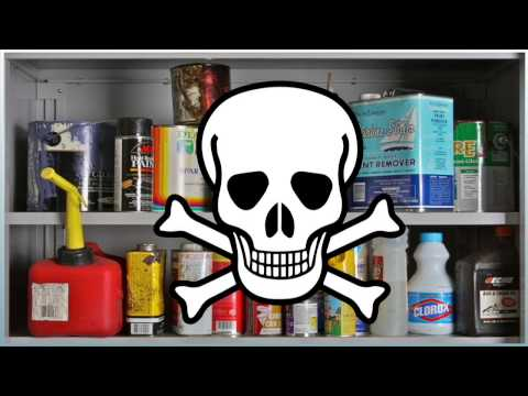 Common Household Products That Destroy Your Liver