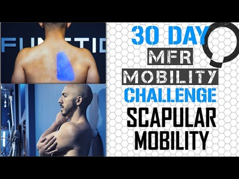 Unlocking The Shoulder and Scapula - MFR of Rhomboids and Trapezius