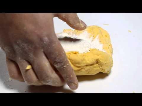 Fresh Carrot Pasta Dough | Sanjeev Kapoor Khazana