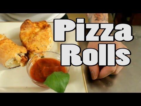 Pizza Roll Recipe | Vegan | The Vegan Zombie