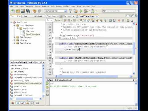 Introduction2: Netbeans GUI Basics.mov