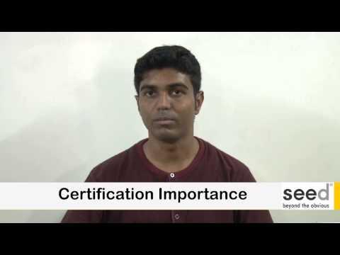 Oracle Development Training helps Avadhut to get job at Fujistu