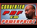 Como Converter Arquivo em Pdf Em PowerPoint Sem Programa - Online-convert.com