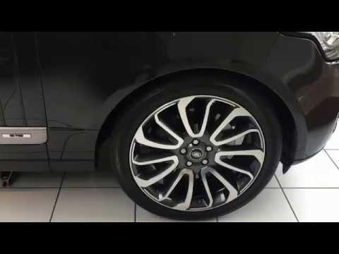 Brand new 2016 Range Rover Vouge Limosine LWB