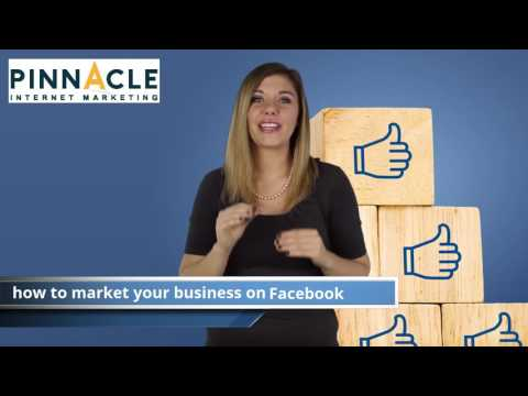 How to market your business on Facebook - Contact us today to see how we can help