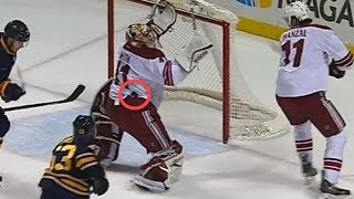 """NHL """"Where Is The Puck?"""" Moments"""