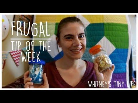 Frugal Tip - FREE MASON JAR LIDS | Whitney's Tiny Life