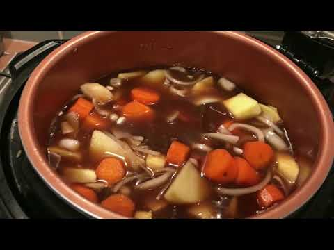 Pressure King Pro - How To Cook Beef Stew - Instructional Video