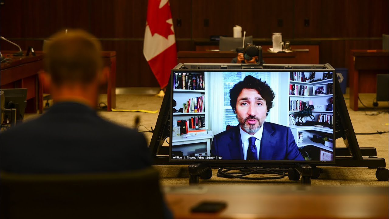Prime Minister Justin Trudeau testifies on WE Charity scandal: full hearing