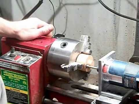 Cutting Male Threads For Pipe Video 2