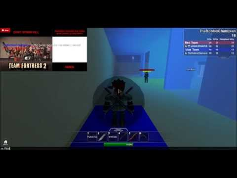Epic Team Fortress 2 Game!