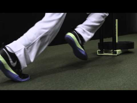 Power Drive Performance Sled