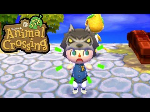 Animal Crossing: New Leaf - Werewolf of Gooseton Gameplay Walkthrough Ep.96 Nintendo 3DS