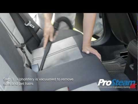 ProsteamTV Automotive cleaning