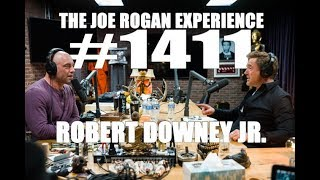 Joe Rogan Experience #1411 - Robert Downey Jr.