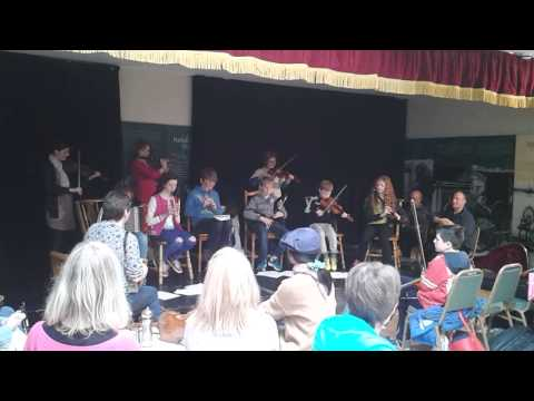 Donna's group: Ardara Cup a Tae festival 2015