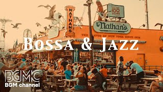 Mellow January Jazz Cafe - Elegant Jazz & Bossa Nova - Coffee Music for Stress Relief