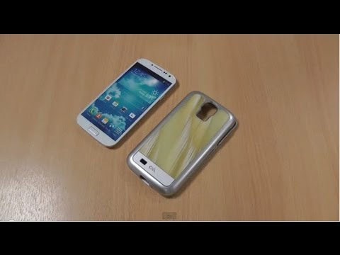 CaseMate Samsung Galaxy S IV Case Review