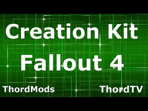 Fallout 4 Creation Kit, Concord Settlement Mod