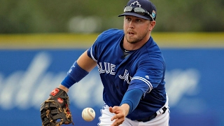 Davidi: Jays 1B and LF situation not that bad