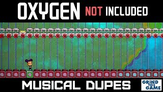 MAKE NATURAL GAS FROM OIL USING MAGMA - Oxygen Not Included