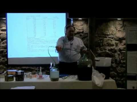 Elderberry Winemaking Workshop, Part 2
