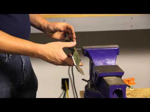 How to Balance Mower Blades : Lawnmower Maintenance & Repair