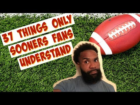 37 Things Only Sooners Football Fans Will Understand | Oklahoma Football