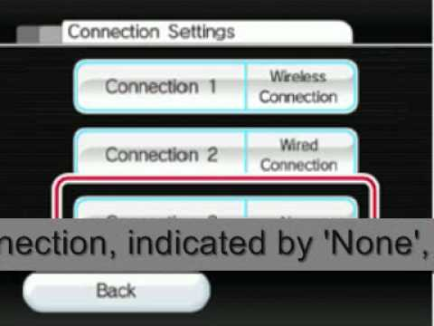 How to: Connect your Nintendo Wii to a wireless network (the internet)