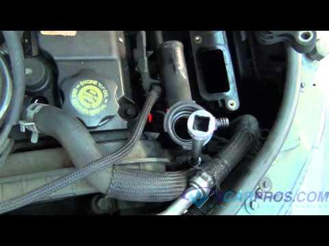 Thermostat & Upper Radiator Replacement Chrysler PT Cruiser