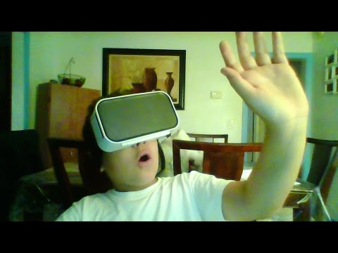 FUNNIEST VIDEO EVER!!!! - Trying the new VR SIMULATOR!!!!