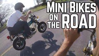 Minibikes: Torque Converter vs  Centrifugal Clutch - myvideoplay com