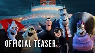 HOTEL TRANSYLVANIA 3: SUMMER VACATION - Official Trailer (HD)