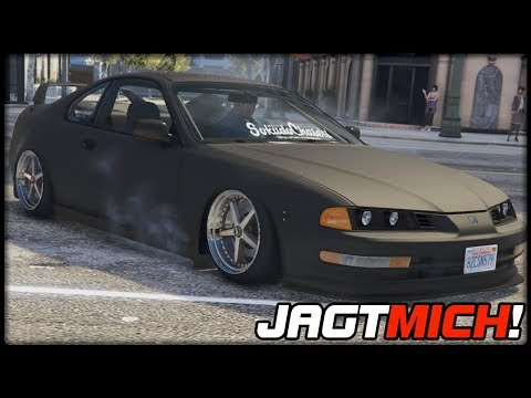 GTA 5 JAGT MICH! #100 | Honda Prelude (1992) | Deutsch - Grand Theft Auto 5 CHASE ME