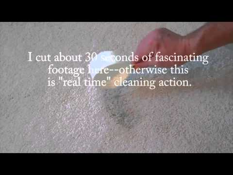 Cleaning Latex Paint Off Carpet