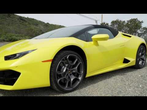2017 Lamborghini Huracan LP580-2 - First Drive