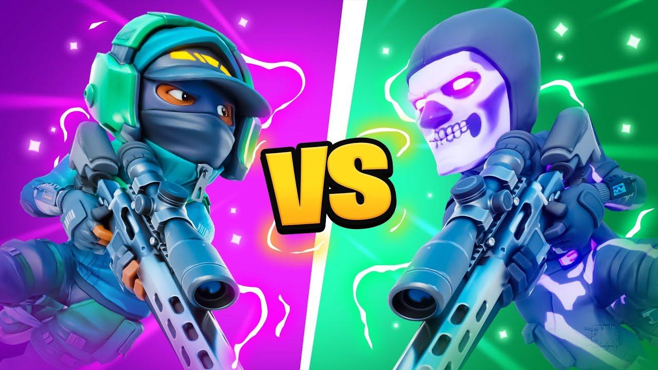 FRESH vs MCCREAMY (best sniper)
