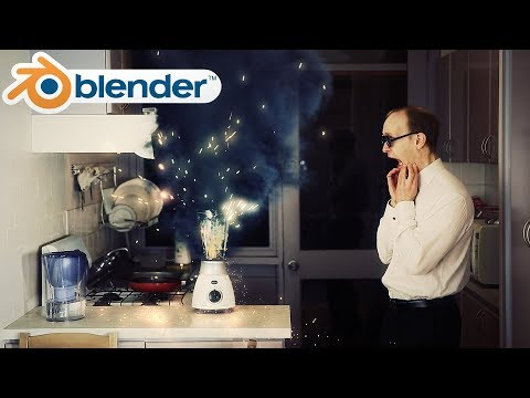 BLENDER For Absolute Beginners - Getting Started