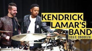 Gear Goggles | Kendrick Lamar