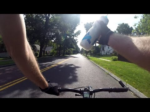 Drink Water! Tip Of The Day CamelBak Commute Bike Blogger