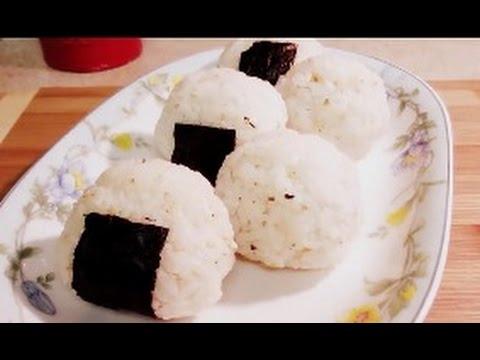 Korean Rice Balls (Jumokbap) 주먹밥