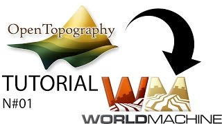 Download DEM Digital Elevation Model from opentopgraphy for