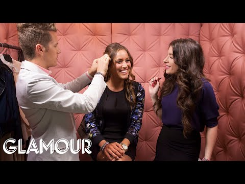 Reinvent Yourself Post-Breakup & Job-Hunt - Glamour's Elevator Makeover - How To Style Tips