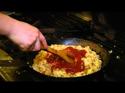 How to make Omurice @ Tampines 1