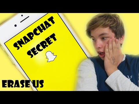 How to make your Snapchat Text Longer | w/ Justin